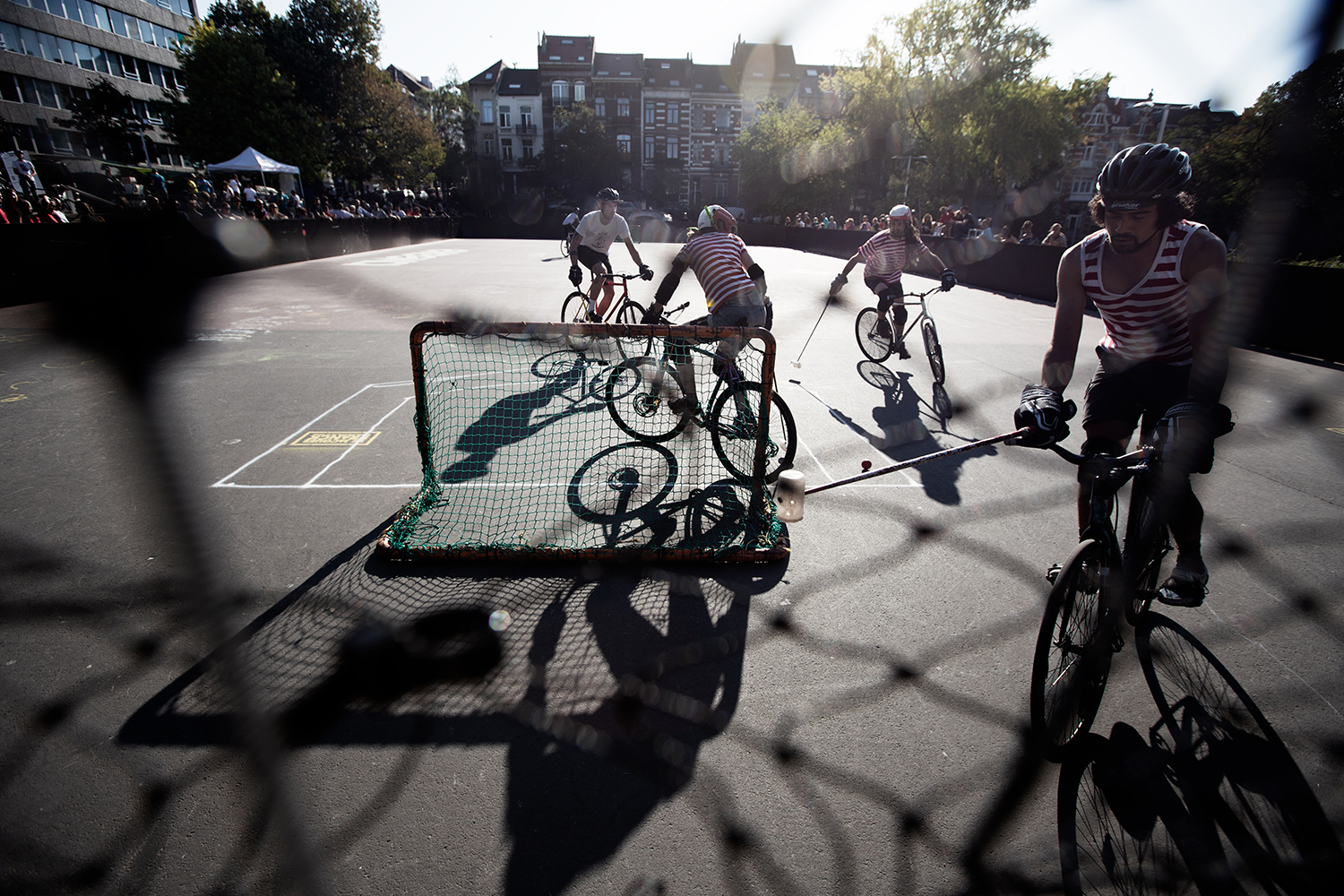 Brussels Bike Polo - Le Grand Royal 8 - 2019 by Laurent Orseau #64