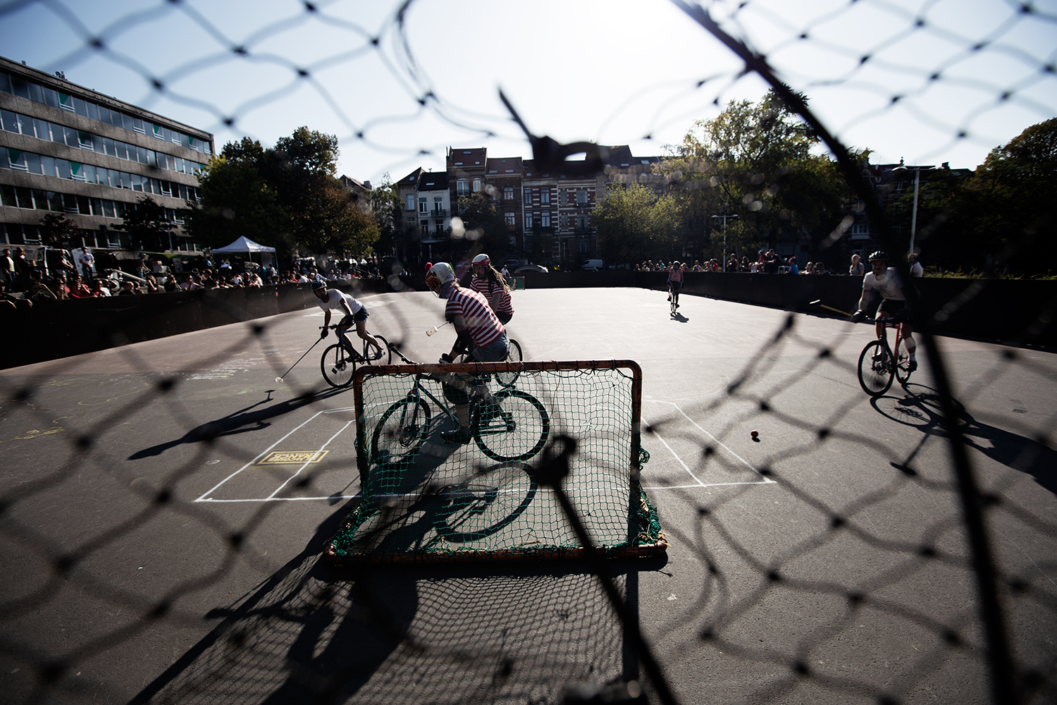 Brussels Bike Polo - Le Grand Royal 8 - 2019 by Laurent Orseau #65