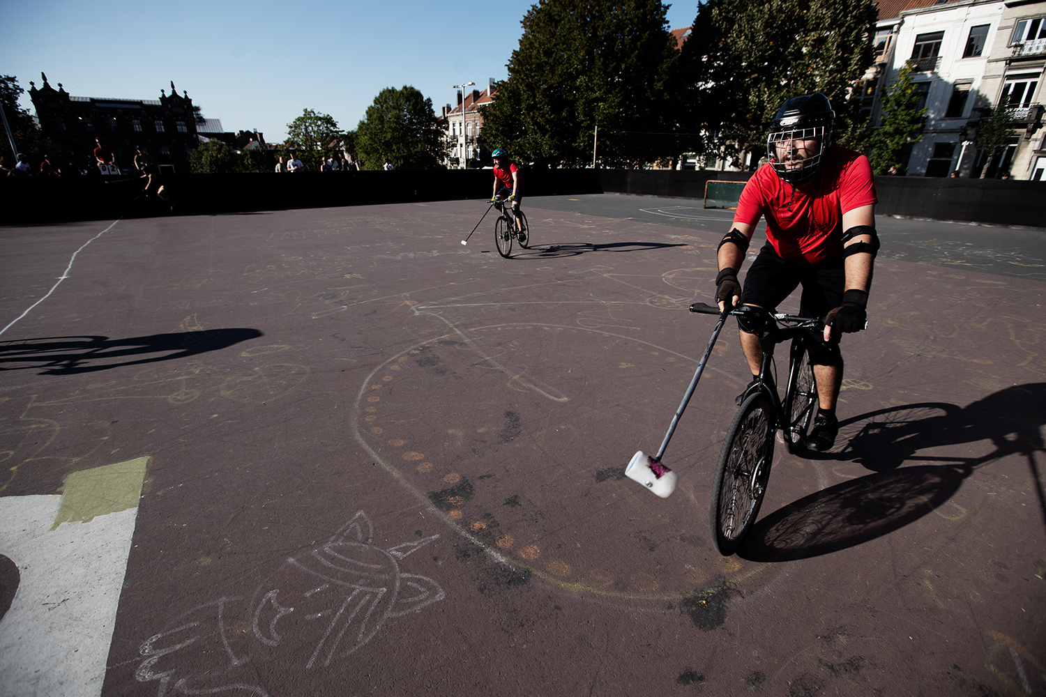 Brussels Bike Polo - Le Grand Royal 8 - 2019 by Laurent Orseau #66