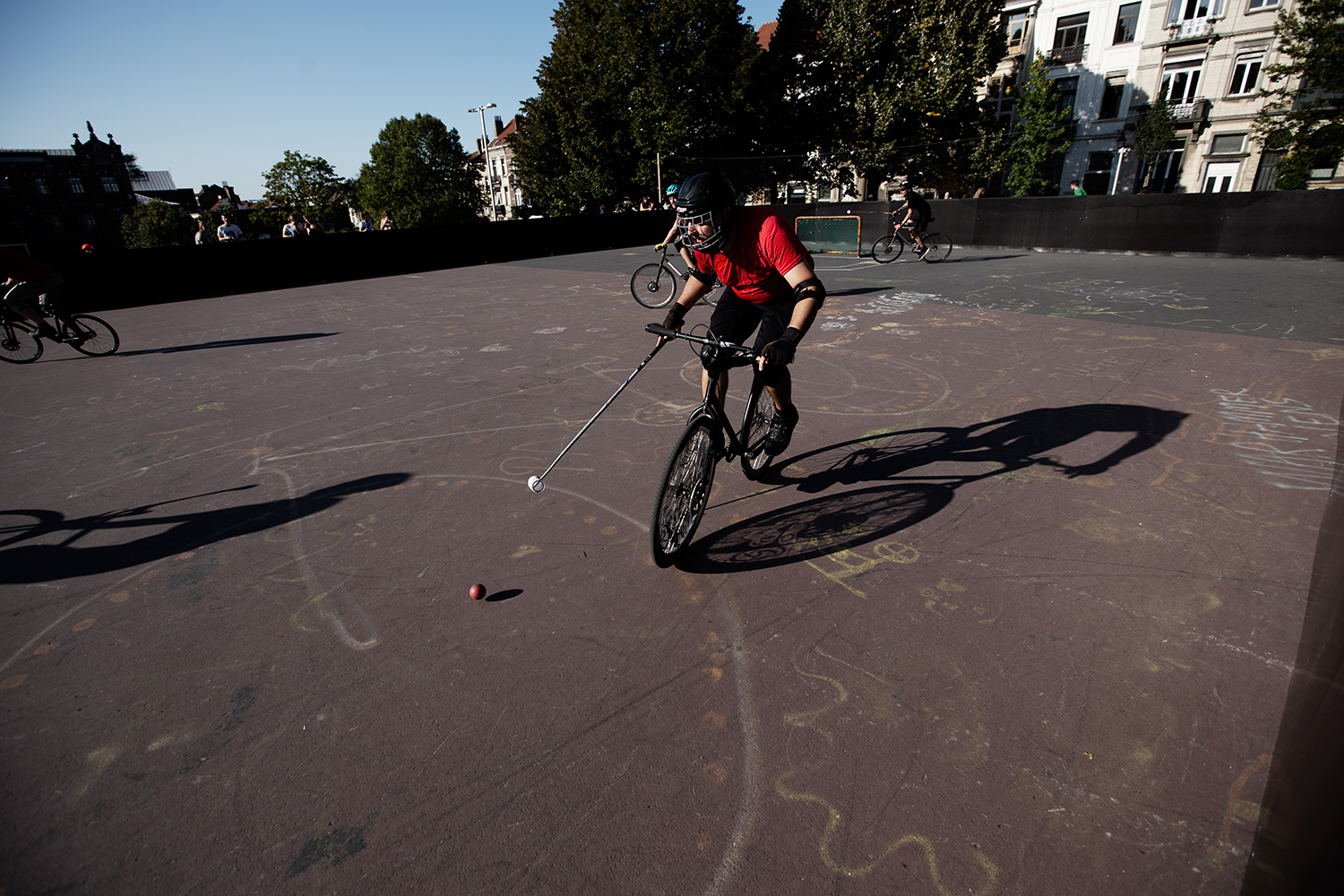 Brussels Bike Polo - Le Grand Royal 8 - 2019 by Laurent Orseau #67