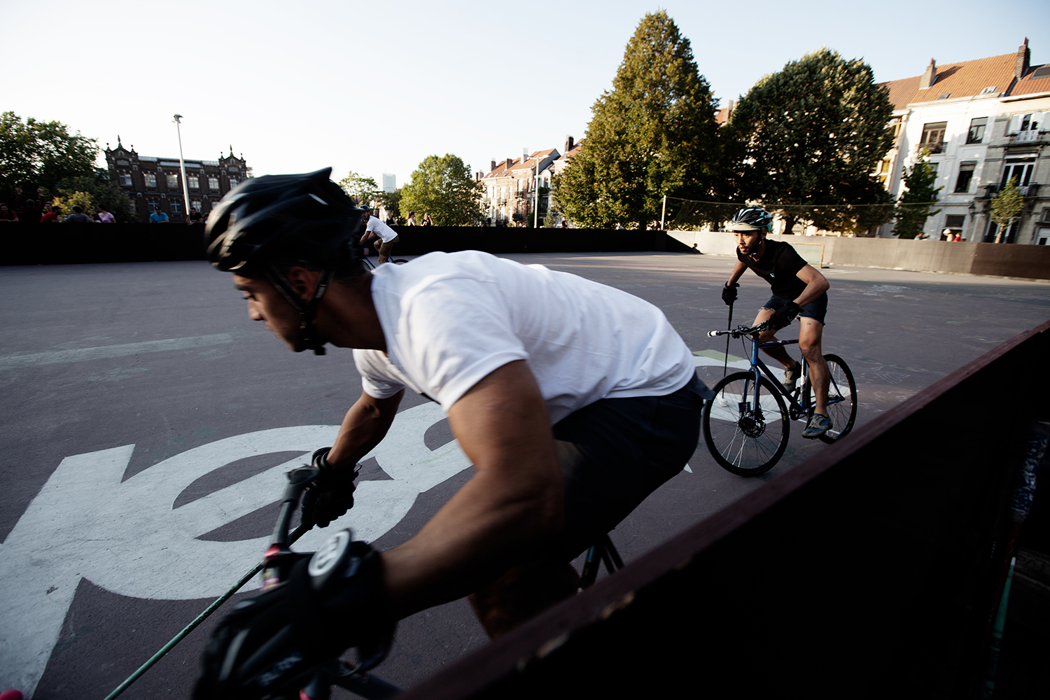 Brussels Bike Polo - Le Grand Royal 8 - 2019 by Laurent Orseau #70
