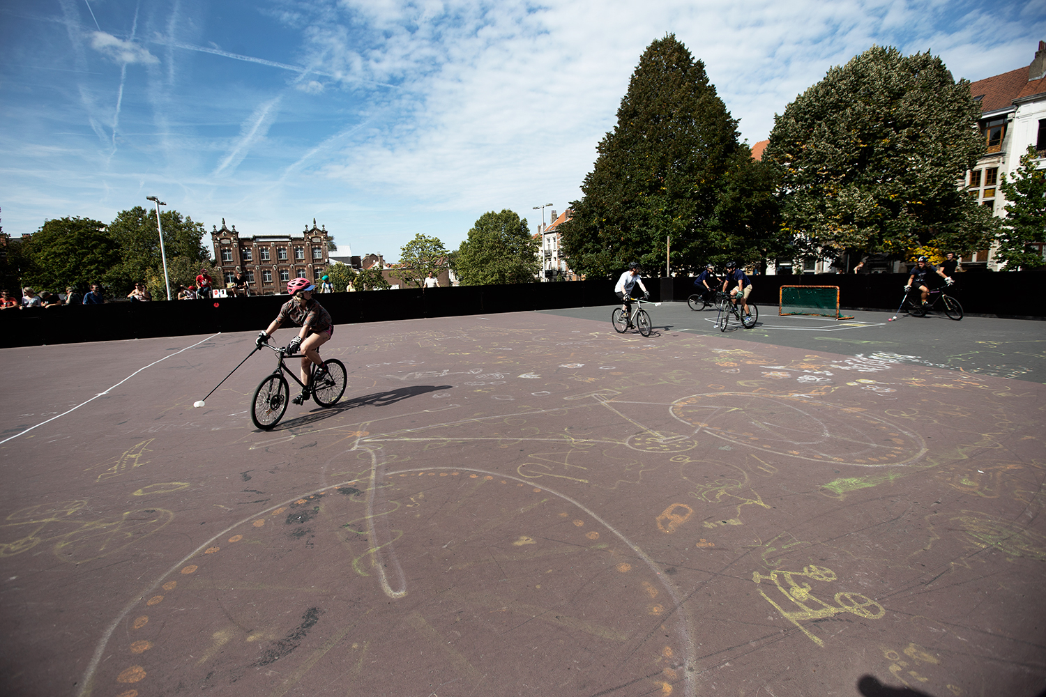 Brussels Bike Polo - Le Grand Royal 8 - 2019 by Laurent Orseau #72
