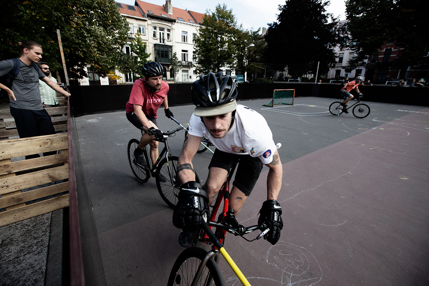 Brussels Bike Polo - Le Grand Royal 8 - 2019 by Laurent Orseau #74