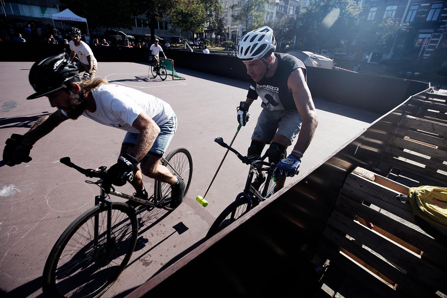 Brussels Bike Polo - Le Grand Royal 8 - 2019 by Laurent Orseau #76