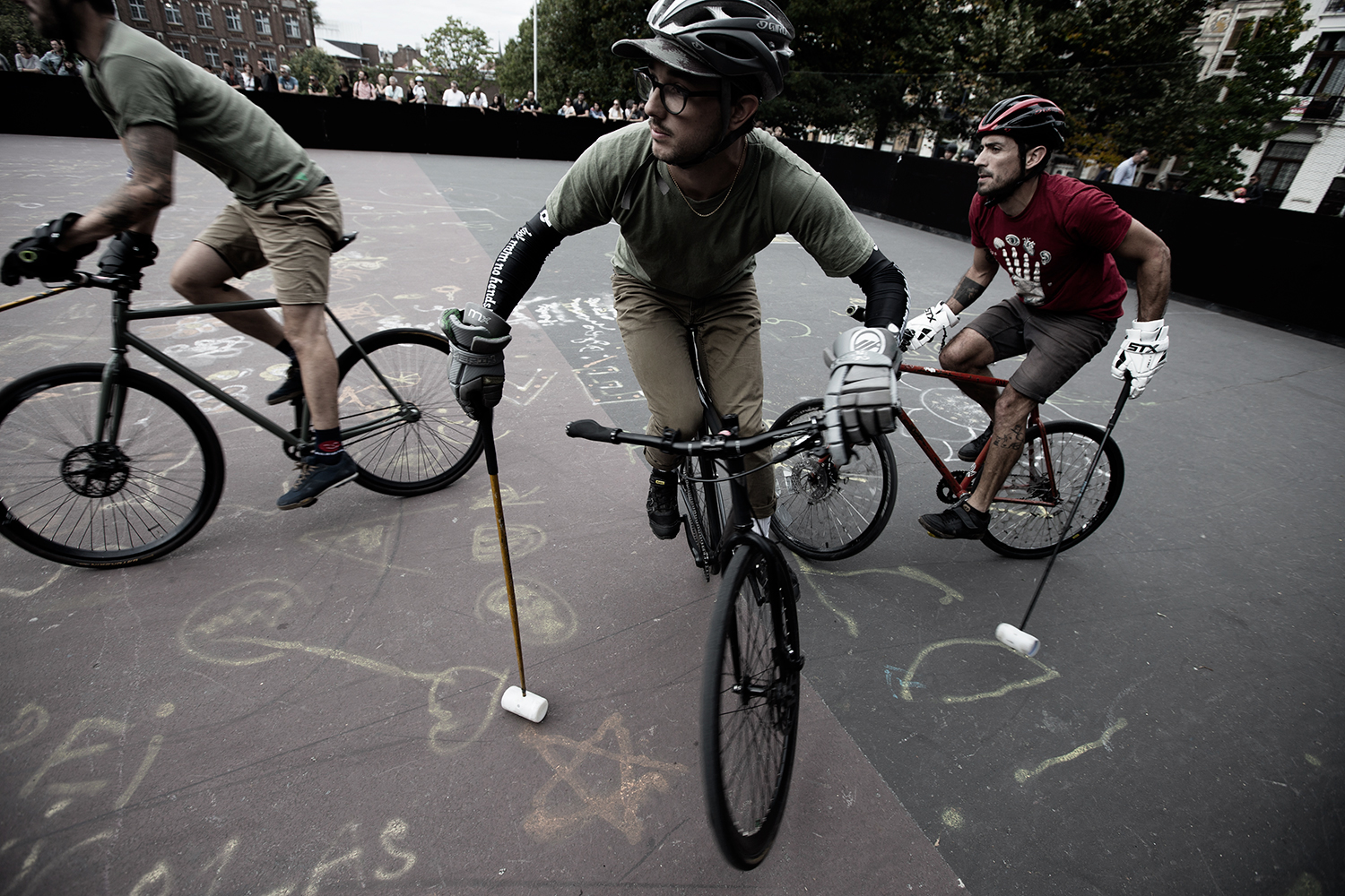 Brussels Bike Polo - Le Grand Royal 8 - 2019 by Laurent Orseau #77