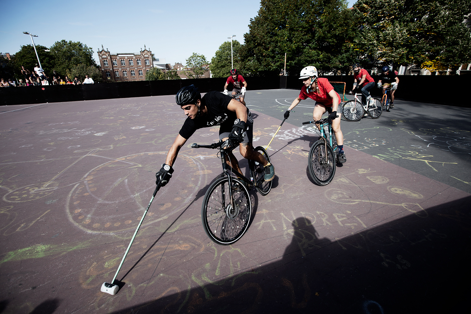 Brussels Bike Polo - Le Grand Royal 8 - 2019 by Laurent Orseau #78
