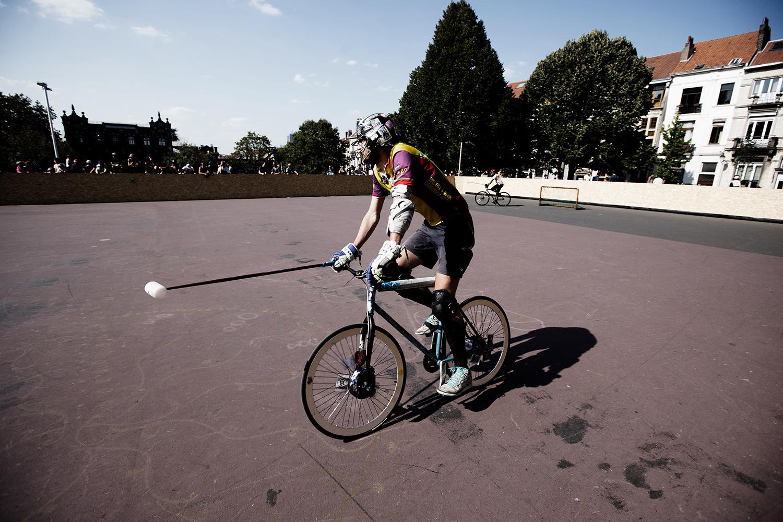 Bike Polo - Le Grand Royal 7
