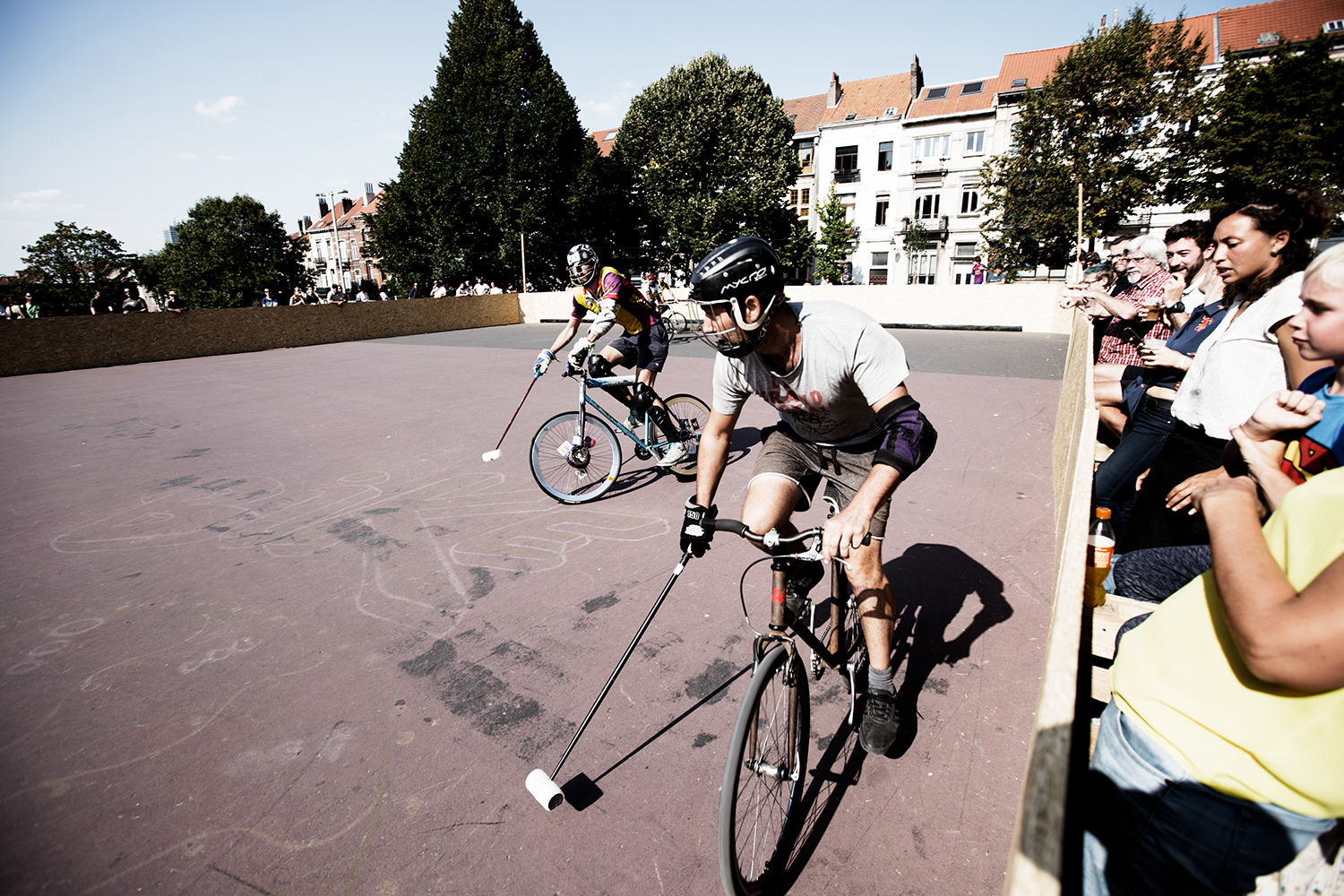 Bike Polo - Le Grand Royal 7 by Laurent Orseau #46