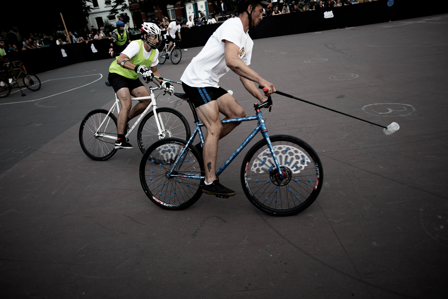 Brussels Bike Polo - Le Grand Royal 10 - 2021 by Laurent Orseau #10