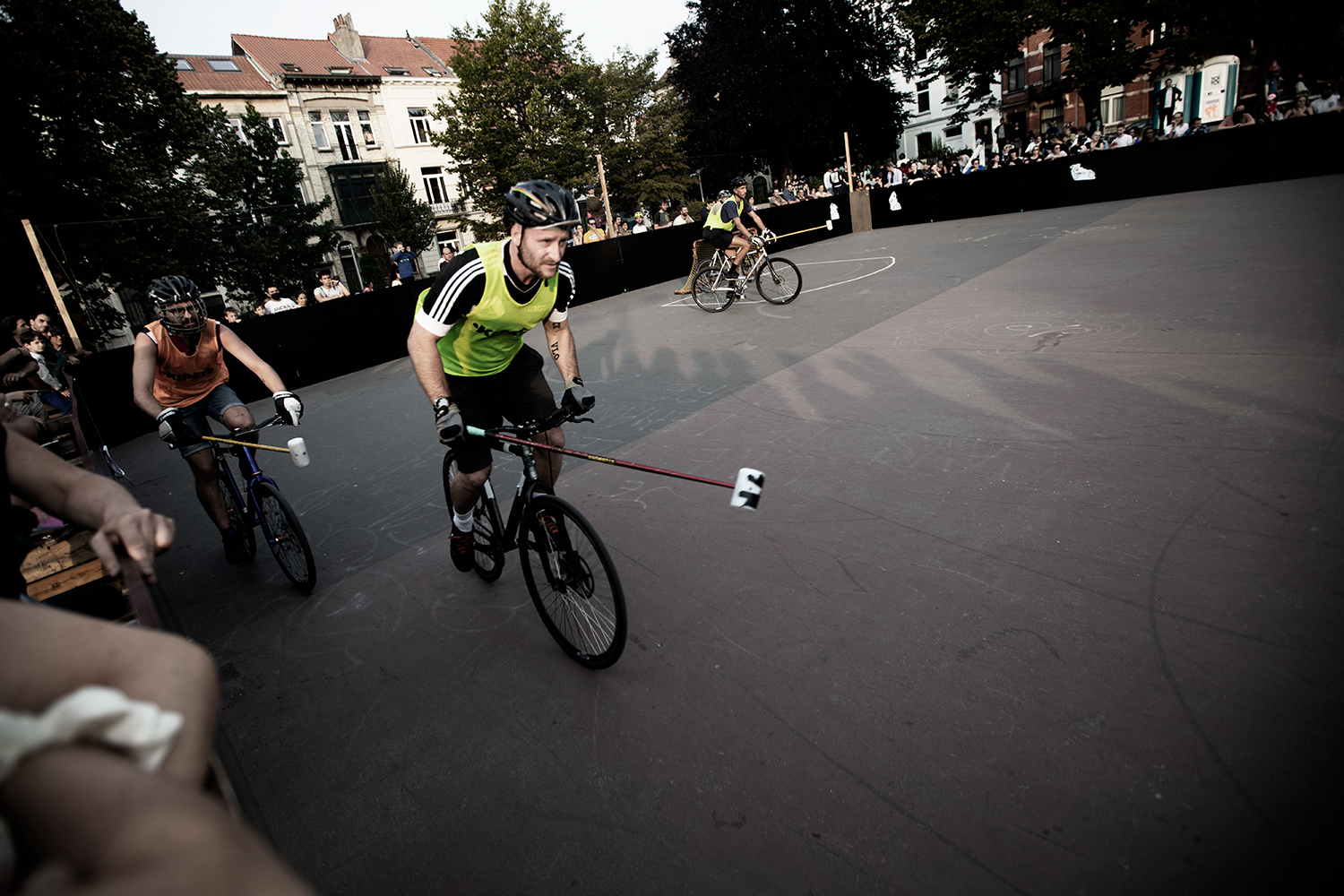 Brussels Bike Polo - Le Grand Royal 10 - 2021 by Laurent Orseau #11