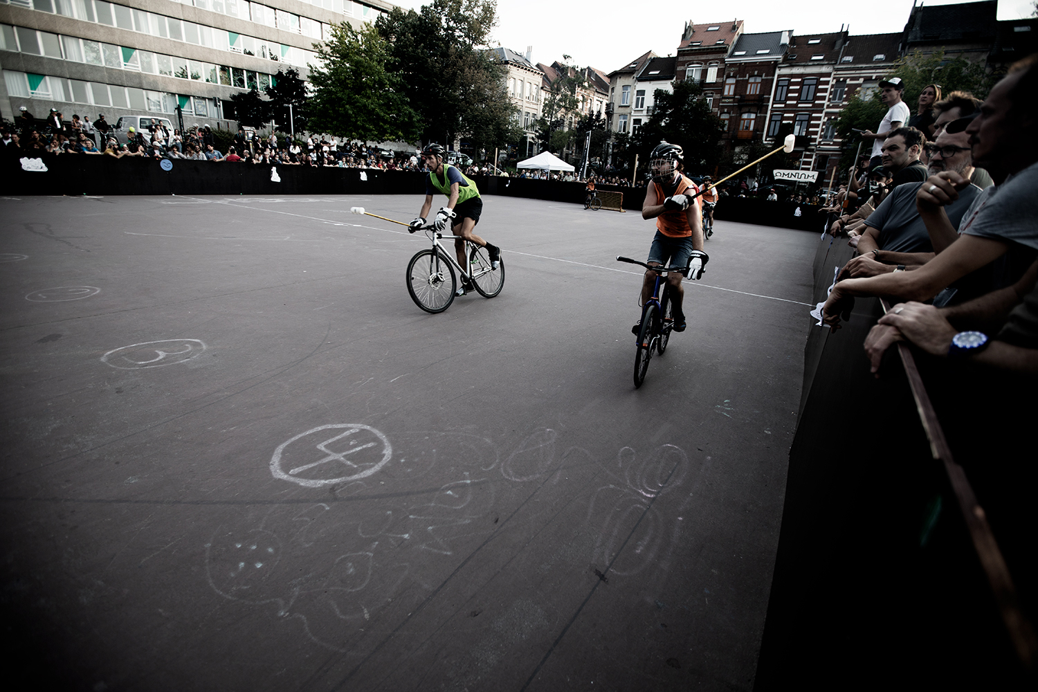 Brussels Bike Polo - Le Grand Royal 10 - 2021 by Laurent Orseau #12