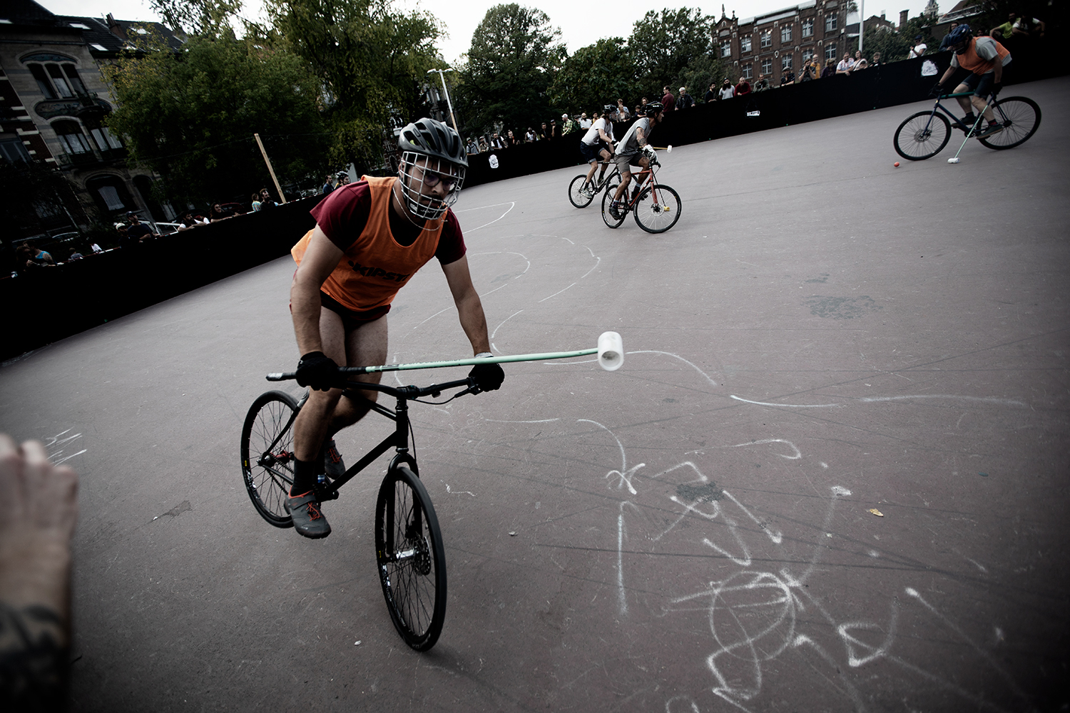 Brussels Bike Polo - Le Grand Royal 10 - 2021 by Laurent Orseau #13