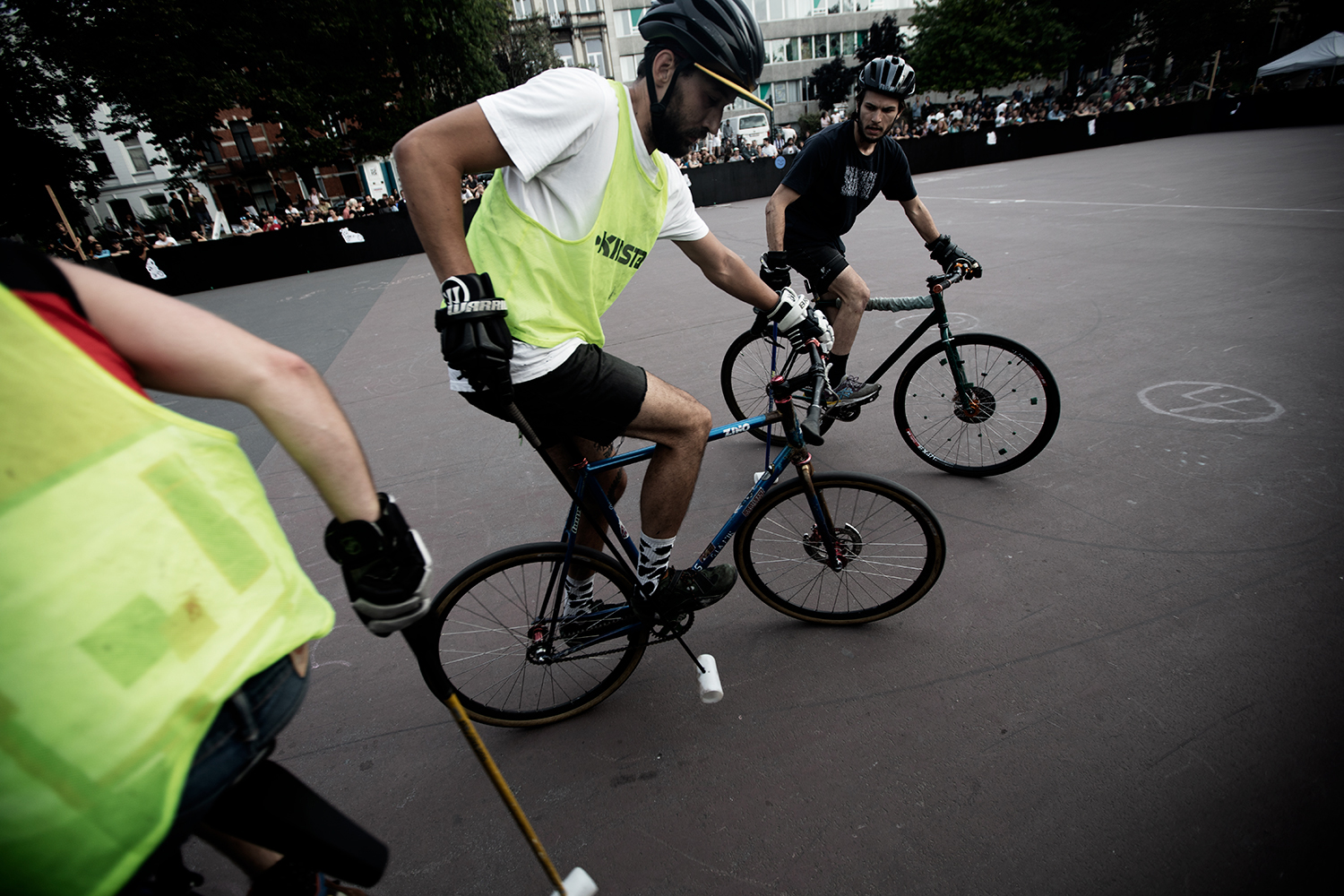 Brussels Bike Polo - Le Grand Royal 10 - 2021 by Laurent Orseau #14