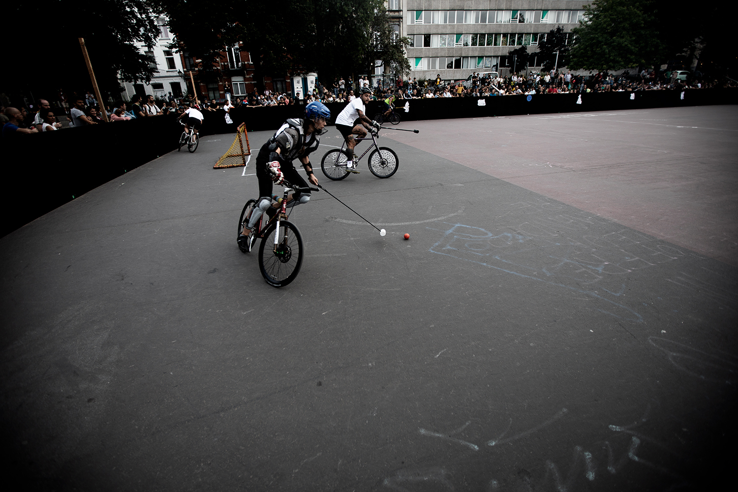Brussels Bike Polo - Le Grand Royal 10 - 2021 by Laurent Orseau #15