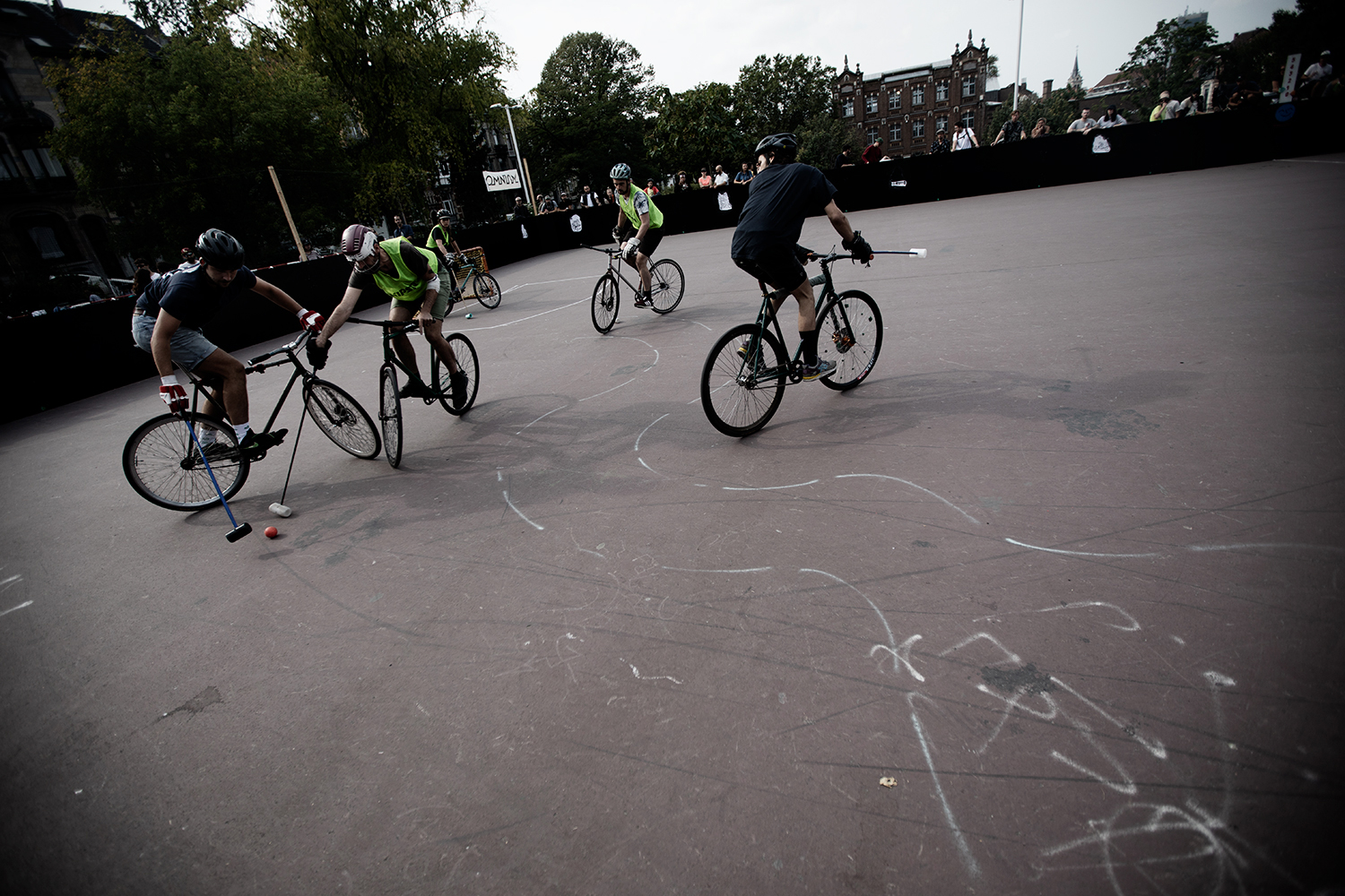Brussels Bike Polo - Le Grand Royal 10 - 2021 by Laurent Orseau #16