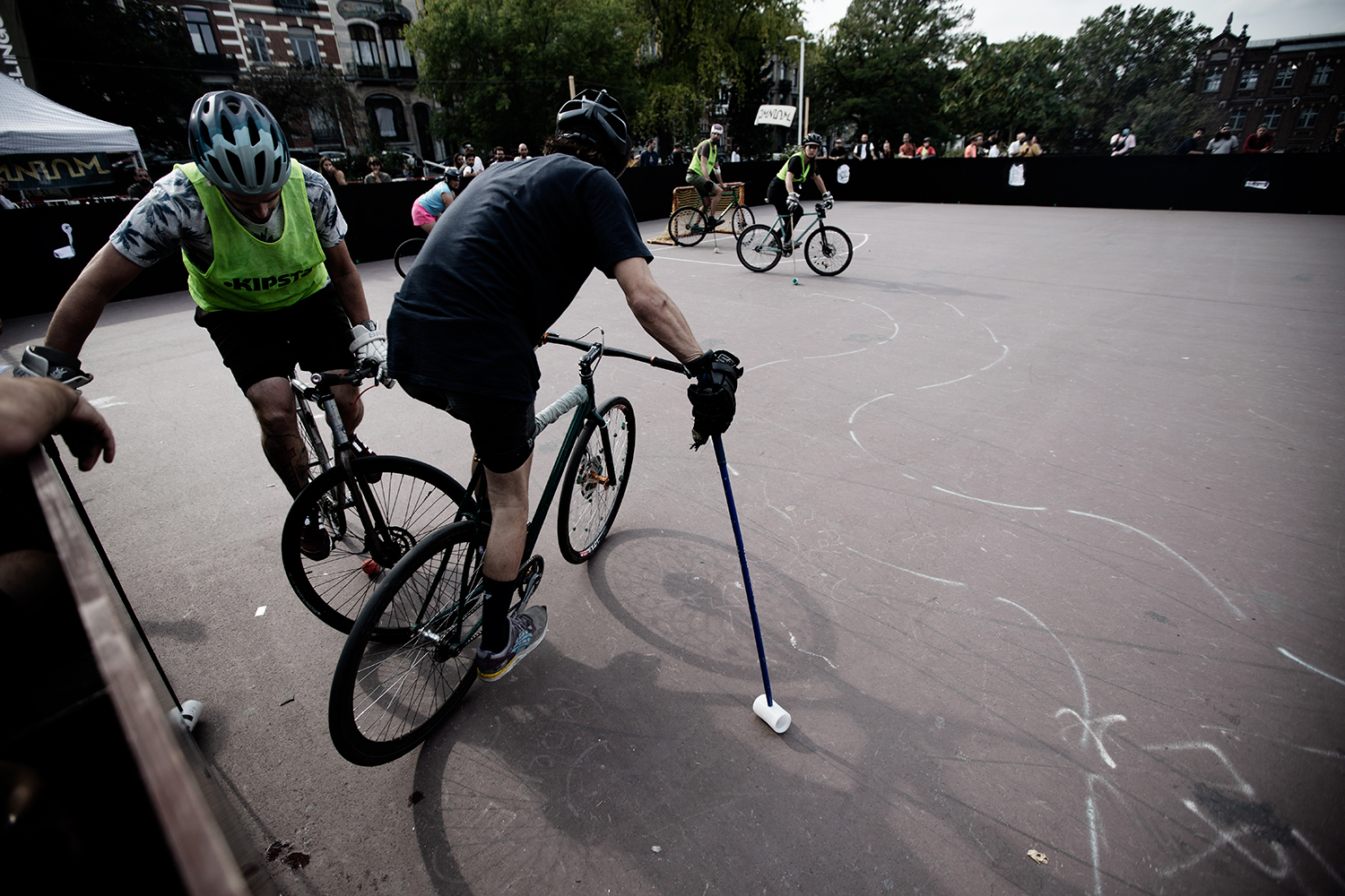 Brussels Bike Polo - Le Grand Royal 10 - 2021 by Laurent Orseau #17