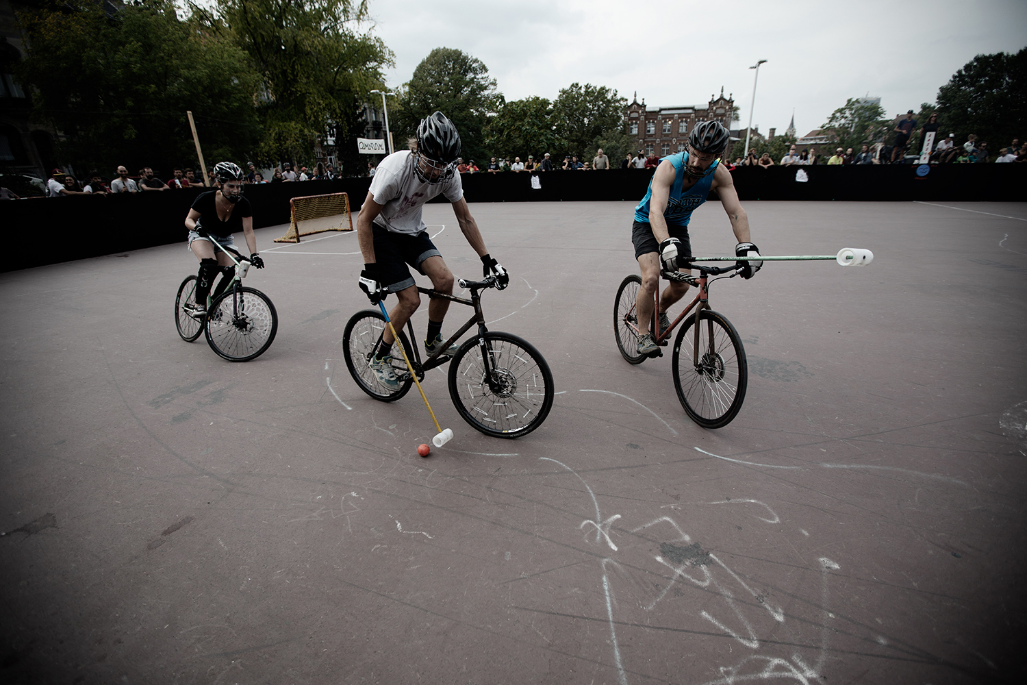 Brussels Bike Polo - Le Grand Royal 10 - 2021 by Laurent Orseau #19