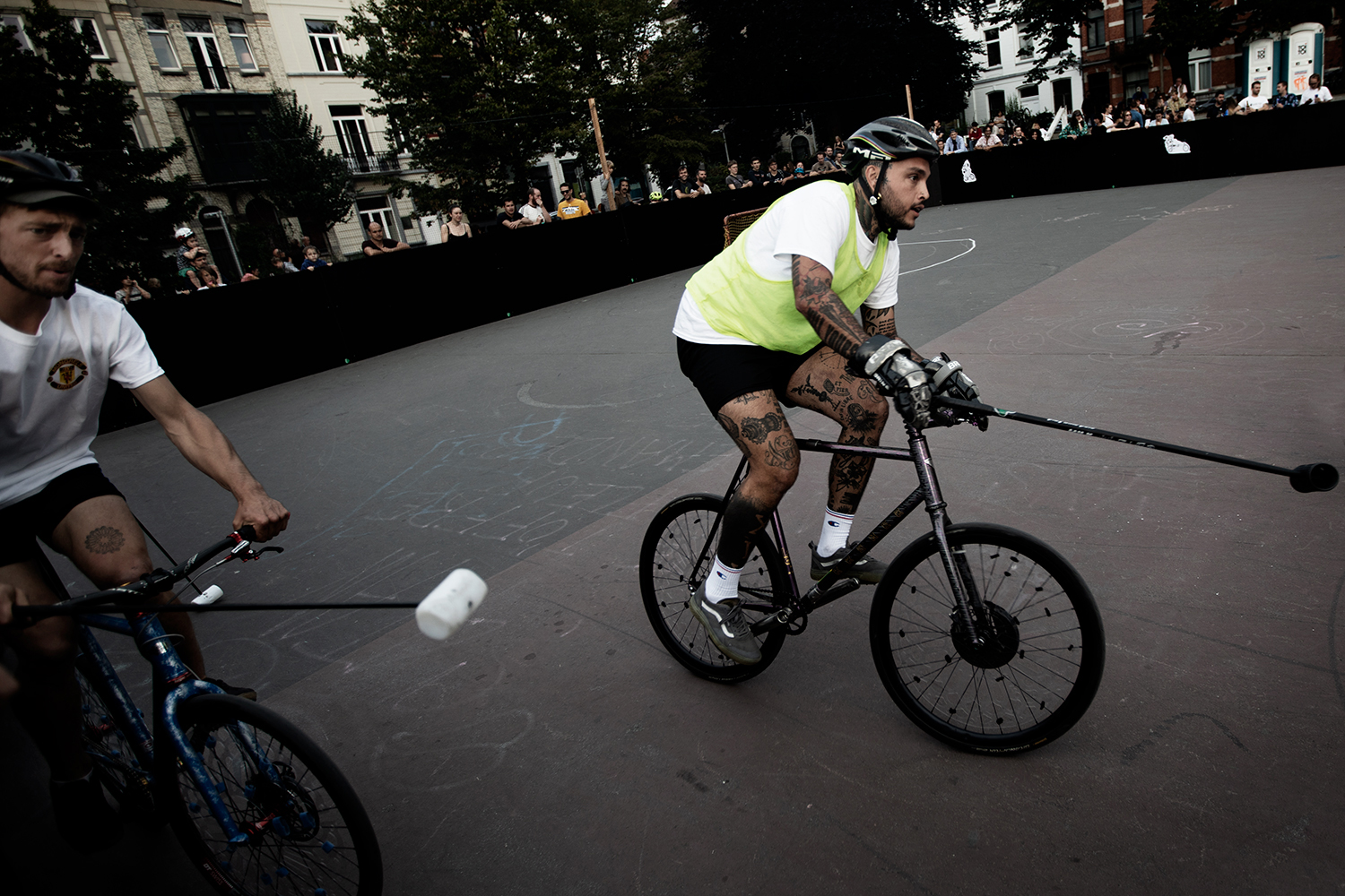 Brussels Bike Polo - Le Grand Royal 10 - 2021 by Laurent Orseau #21