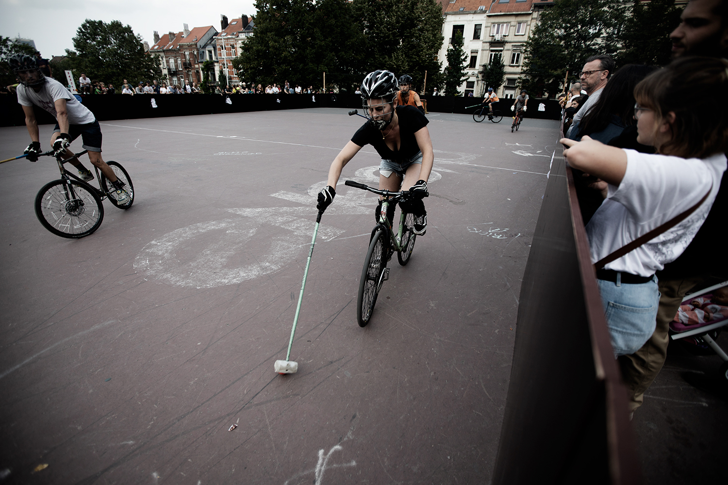 Brussels Bike Polo - Le Grand Royal 10 - 2021 by Laurent Orseau #22