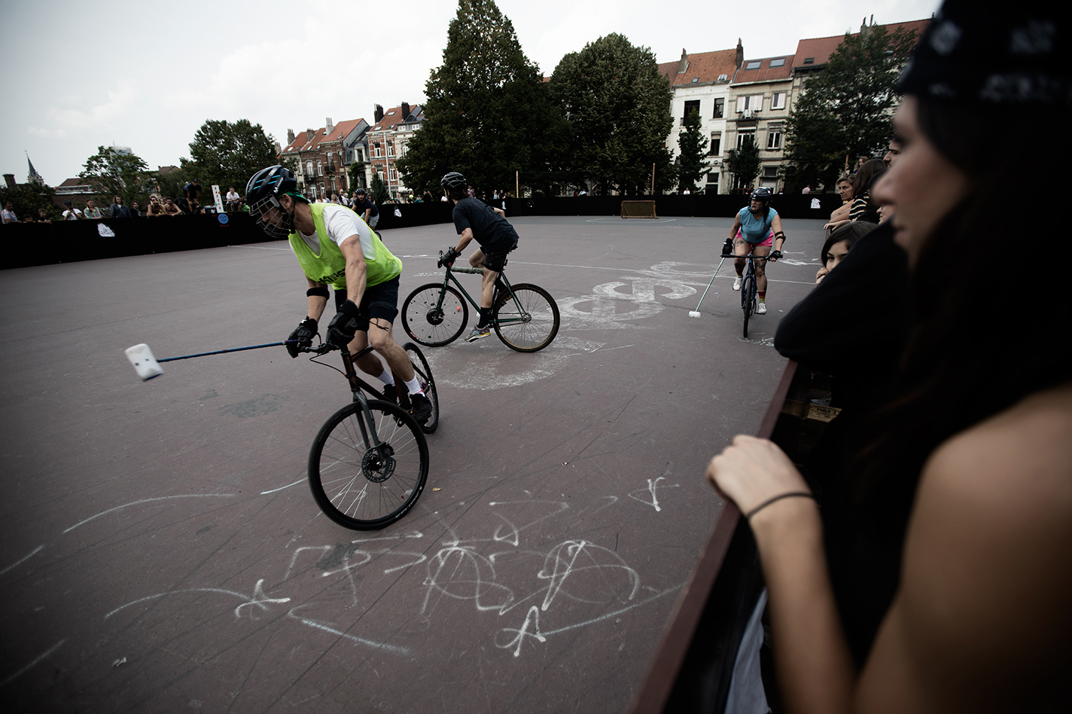 Brussels Bike Polo - Le Grand Royal 10 - 2021 by Laurent Orseau #23