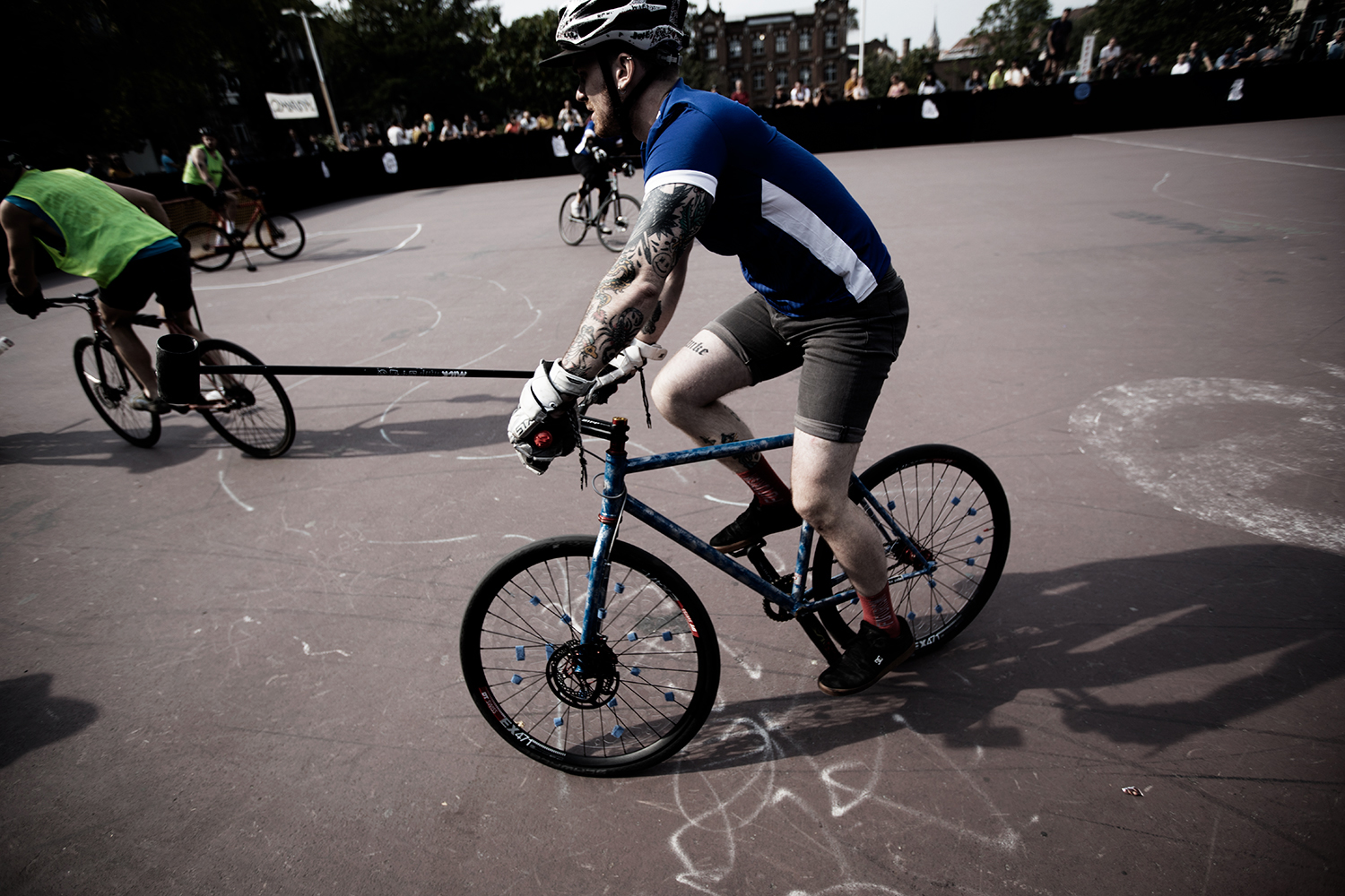 Brussels Bike Polo - Le Grand Royal 10 - 2021 by Laurent Orseau #24