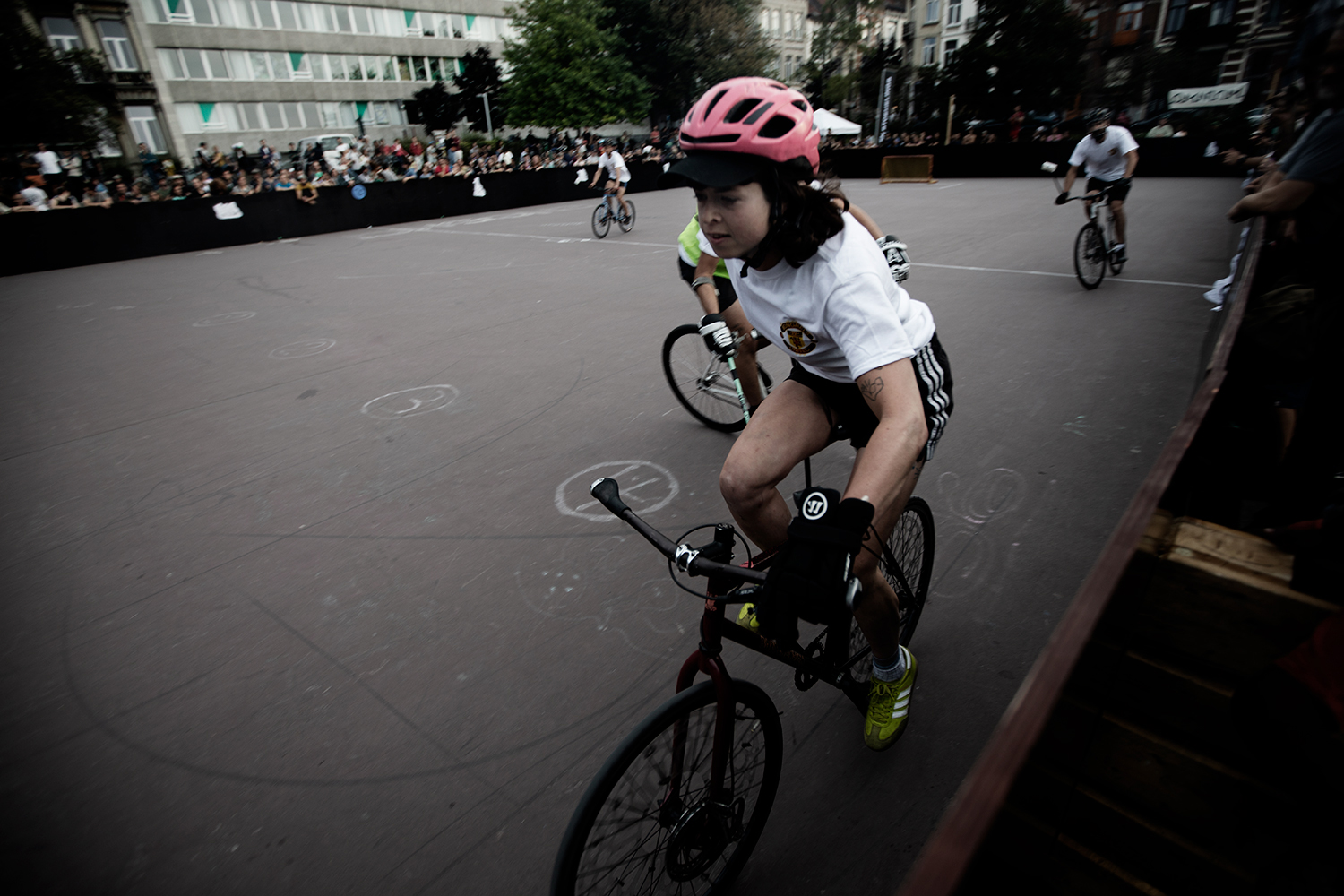 Brussels Bike Polo - Le Grand Royal 10 - 2021 by Laurent Orseau #25