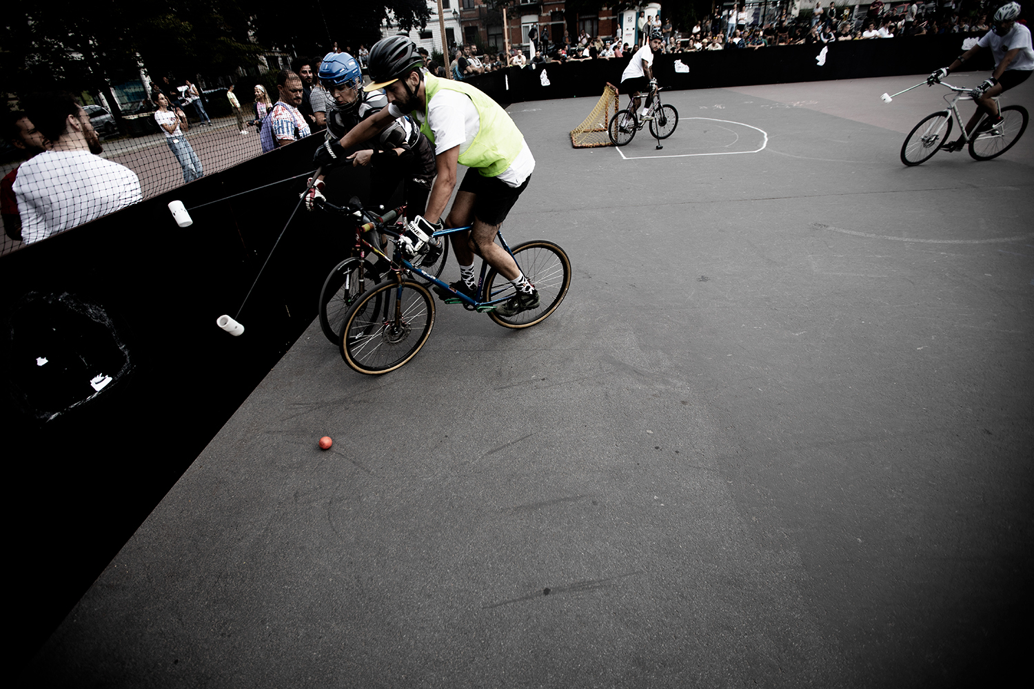 Brussels Bike Polo - Le Grand Royal 10 - 2021 by Laurent Orseau #26