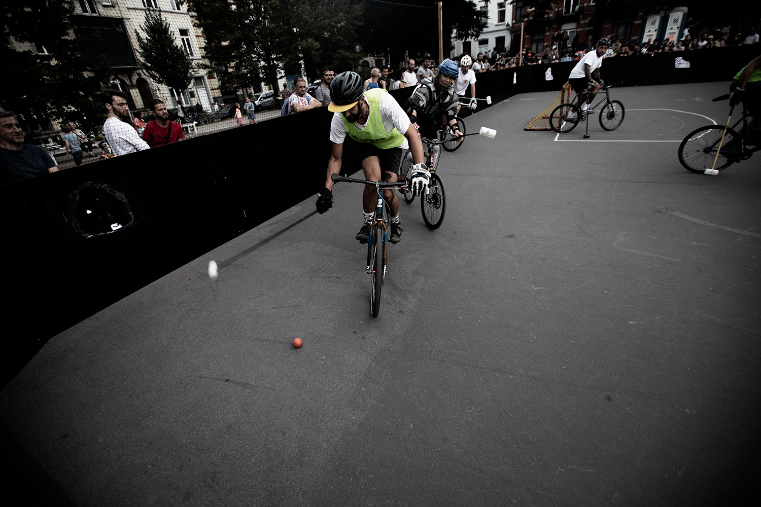 Brussels Bike Polo - Le Grand Royal 10 - 2021 by Laurent Orseau #27