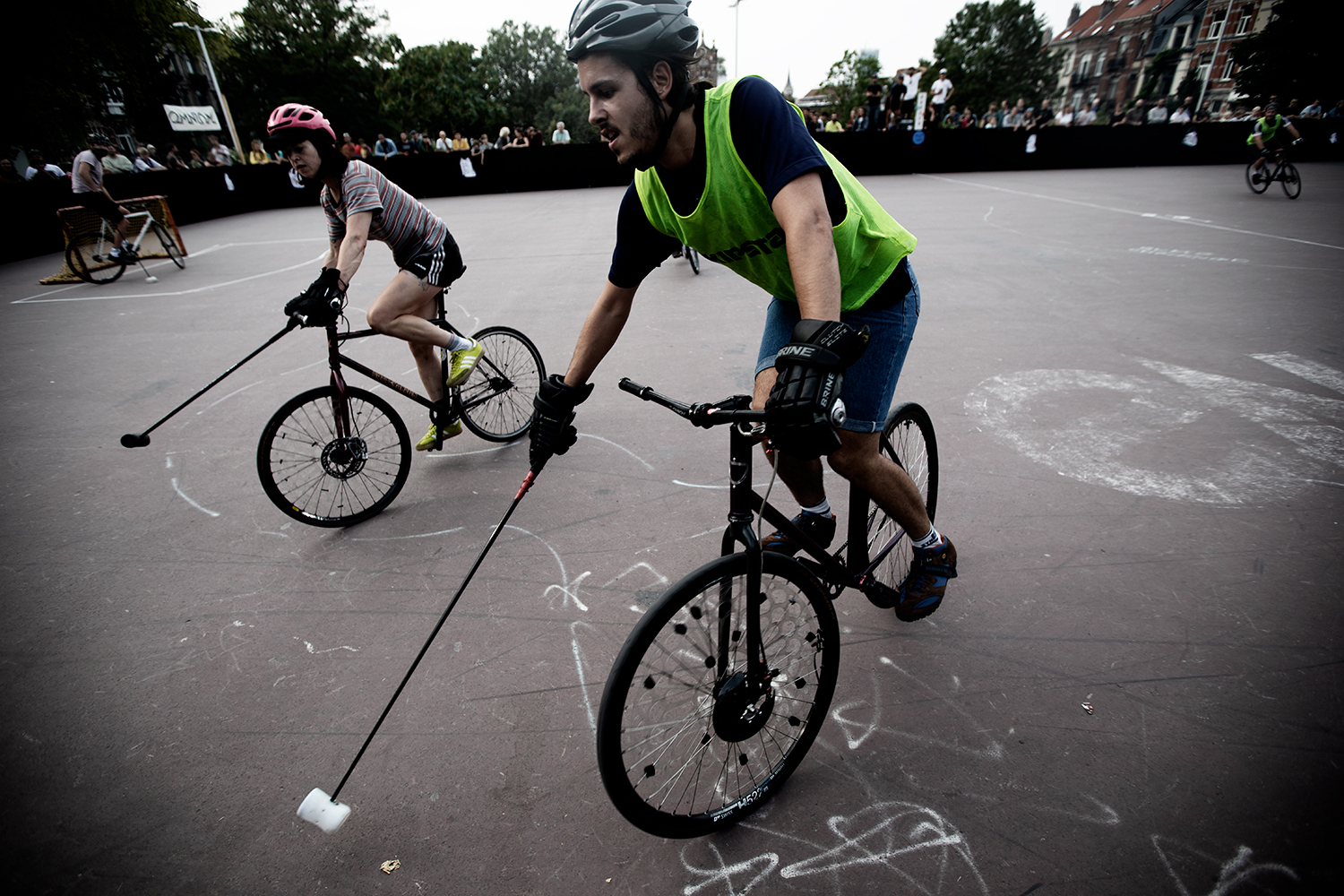 Brussels Bike Polo - Le Grand Royal 10 - 2021 by Laurent Orseau #28