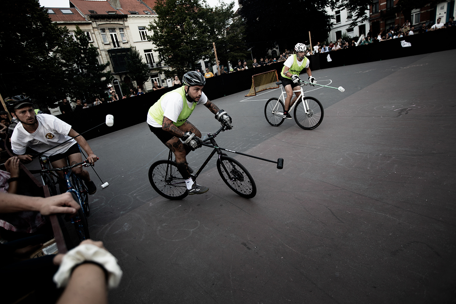 Brussels Bike Polo - Le Grand Royal 10 - 2021 by Laurent Orseau #33