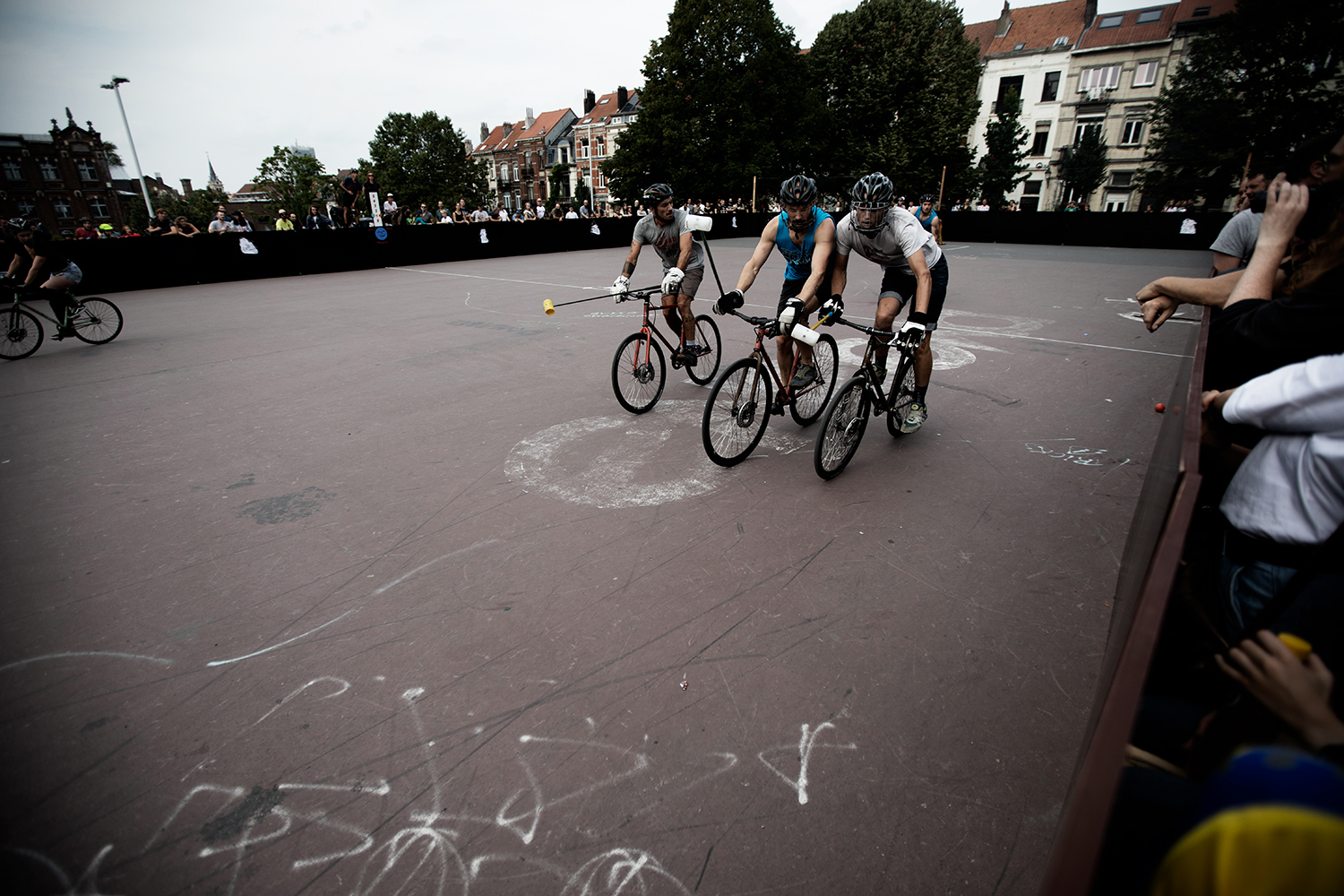 Brussels Bike Polo - Le Grand Royal 10 - 2021 by Laurent Orseau #37