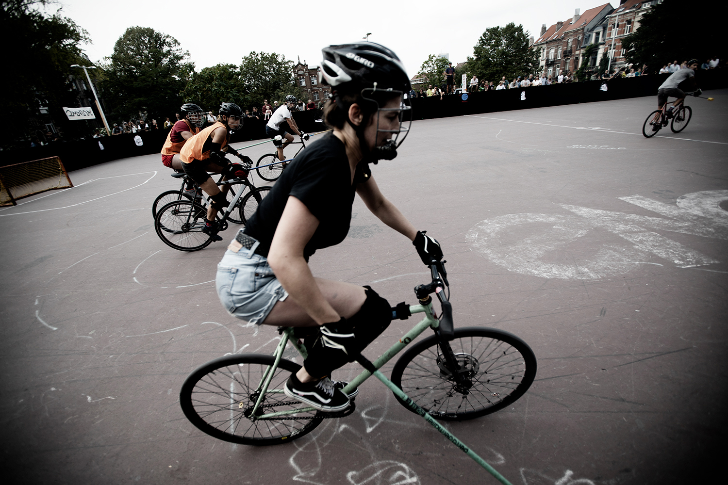 Brussels Bike Polo - Le Grand Royal 10 - 2021 by Laurent Orseau #39