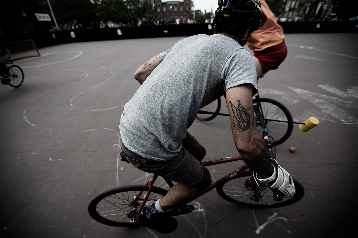 Brussels Bike Polo - Le Grand Royal 10 - 2021 by Laurent Orseau #40