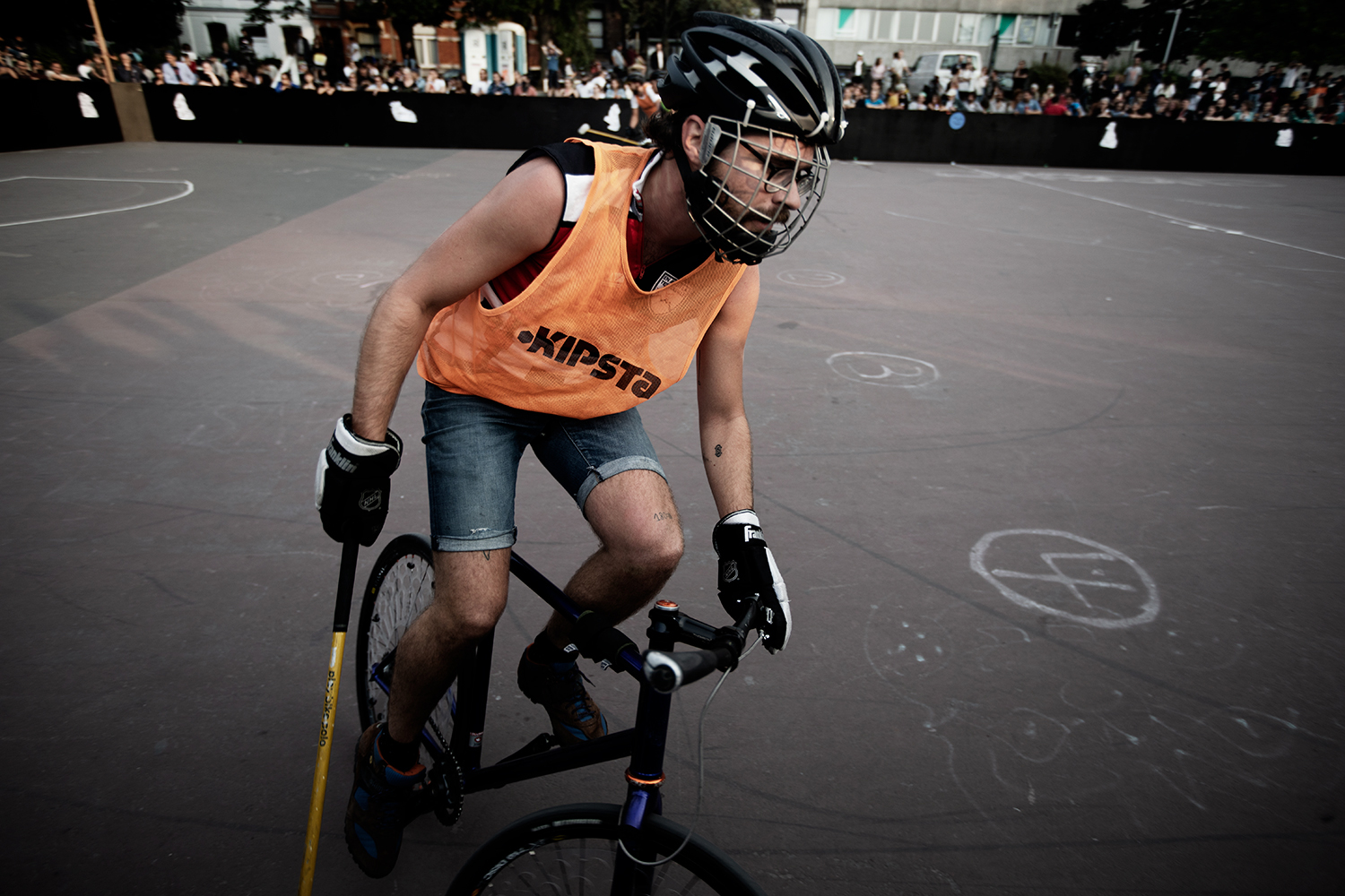 Brussels Bike Polo - Le Grand Royal 10 - 2021 by Laurent Orseau #43