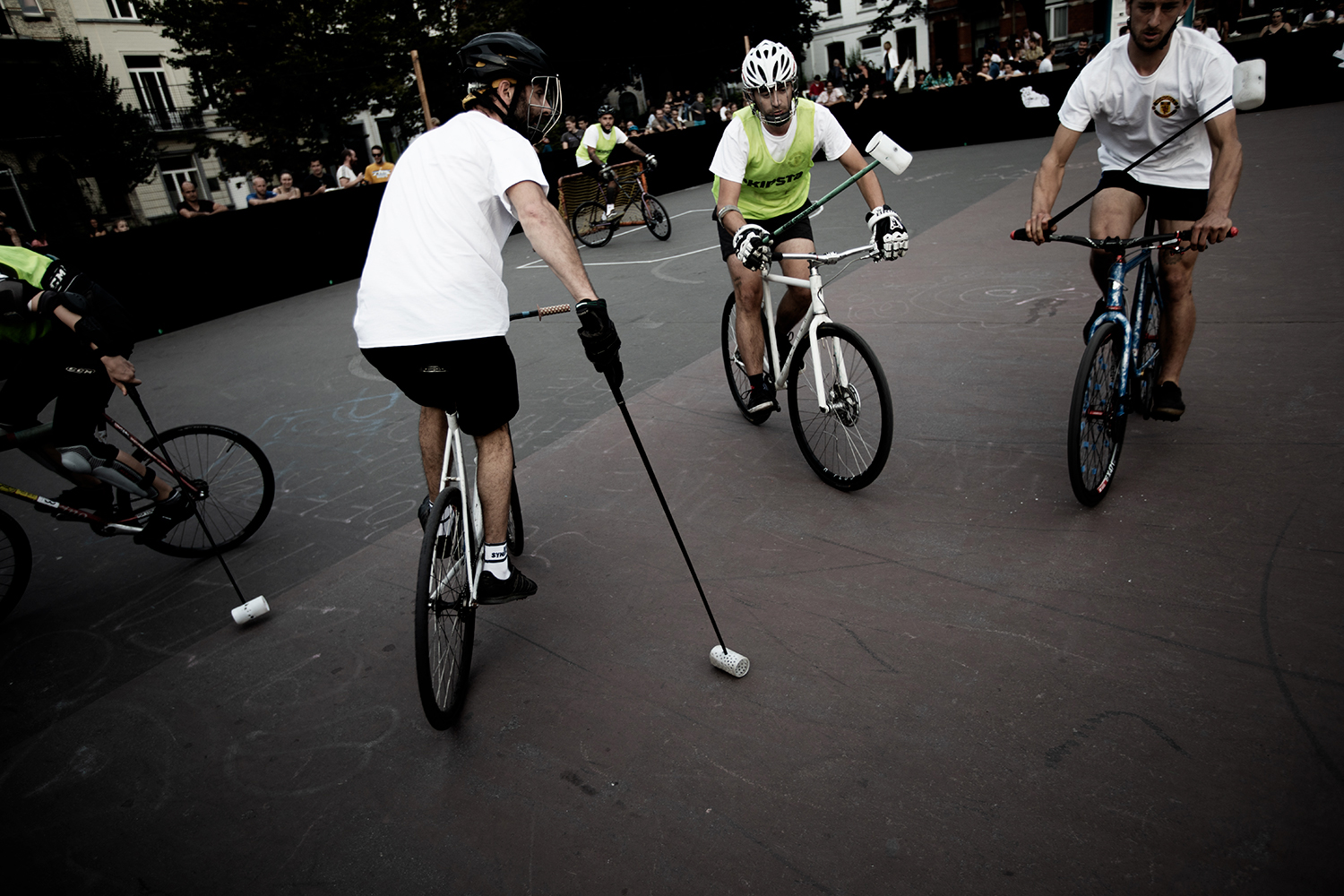 Brussels Bike Polo - Le Grand Royal 10 - 2021 by Laurent Orseau #44
