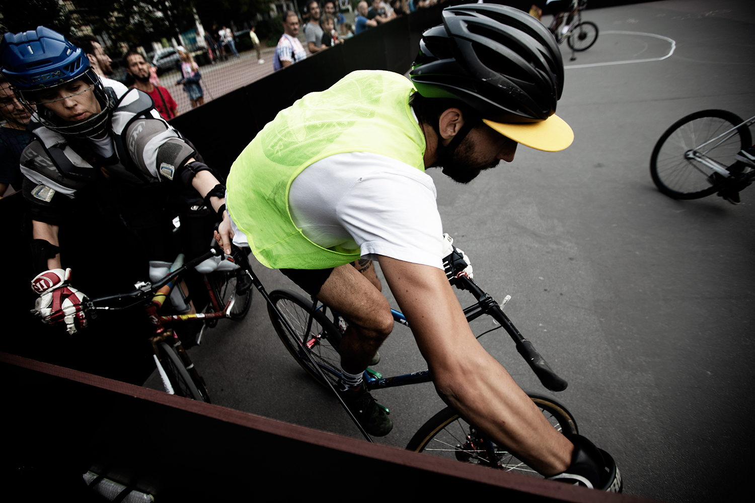 Brussels Bike Polo - Le Grand Royal 10 - 2021 by Laurent Orseau #46