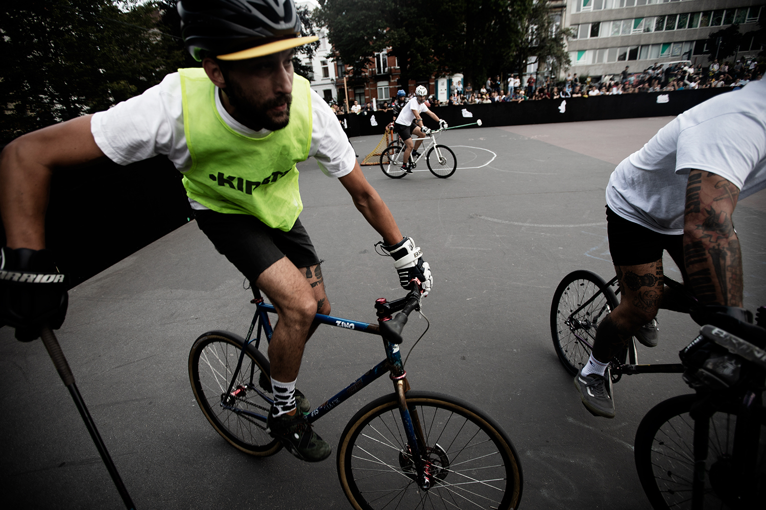 Brussels Bike Polo - Le Grand Royal 10 - 2021 by Laurent Orseau #48