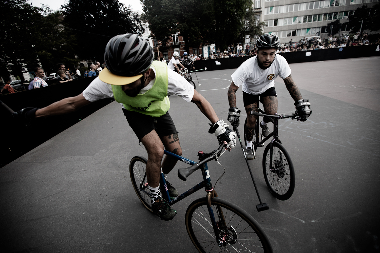 Brussels Bike Polo - Le Grand Royal 10 - 2021 by Laurent Orseau #49