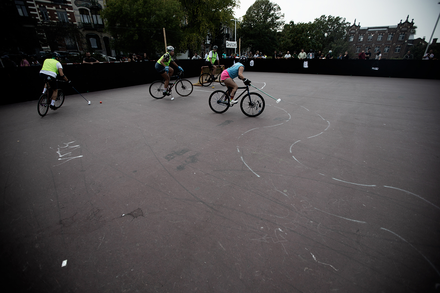 Brussels Bike Polo - Le Grand Royal 10 - 2021 by Laurent Orseau #5