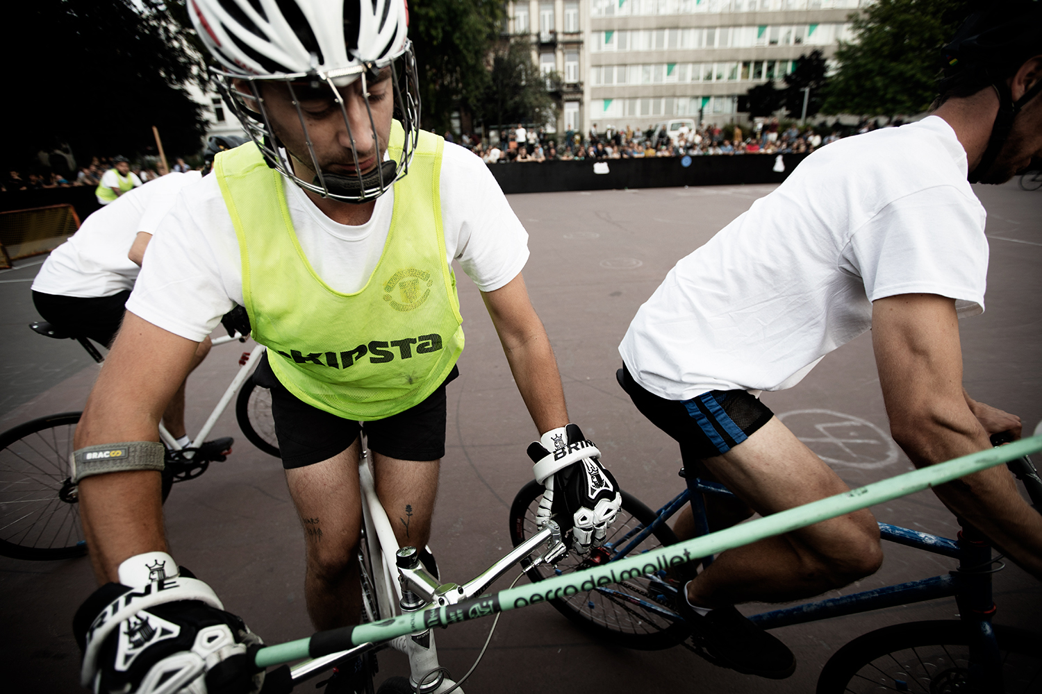 Brussels Bike Polo - Le Grand Royal 10 - 2021 by Laurent Orseau #50