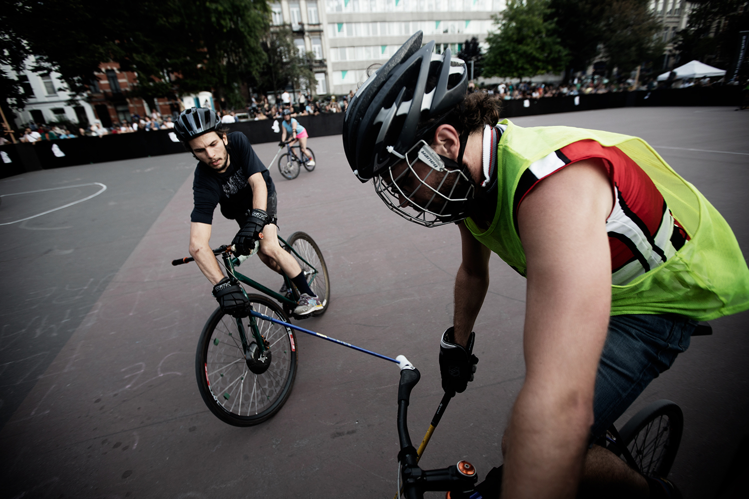 Brussels Bike Polo - Le Grand Royal 10 - 2021 by Laurent Orseau #52