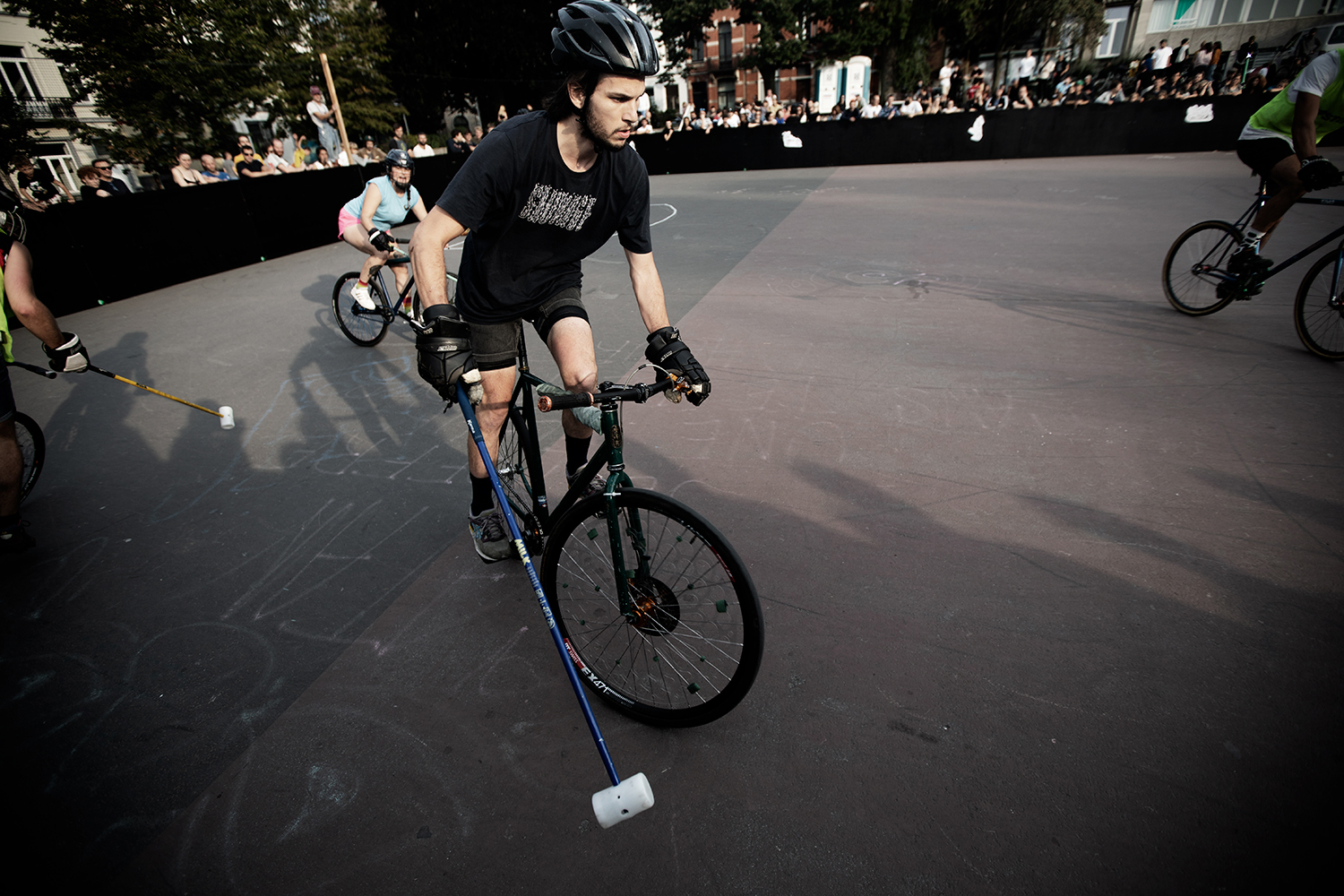 Brussels Bike Polo - Le Grand Royal 10 - 2021 by Laurent Orseau #53