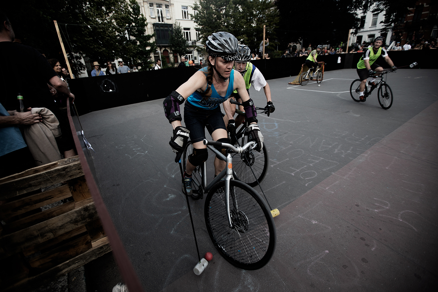 Brussels Bike Polo - Le Grand Royal 10 - 2021 by Laurent Orseau #54