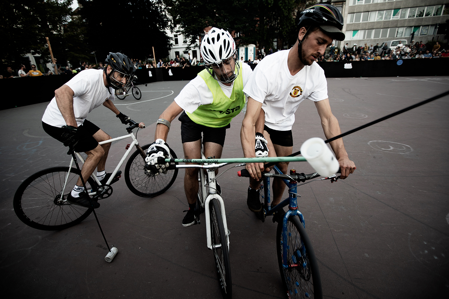 Brussels Bike Polo - Le Grand Royal 10 - 2021 by Laurent Orseau #55