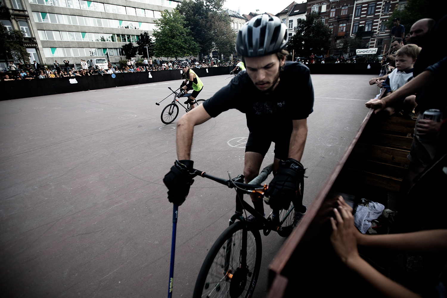 Brussels Bike Polo - Le Grand Royal 10 - 2021 by Laurent Orseau #7