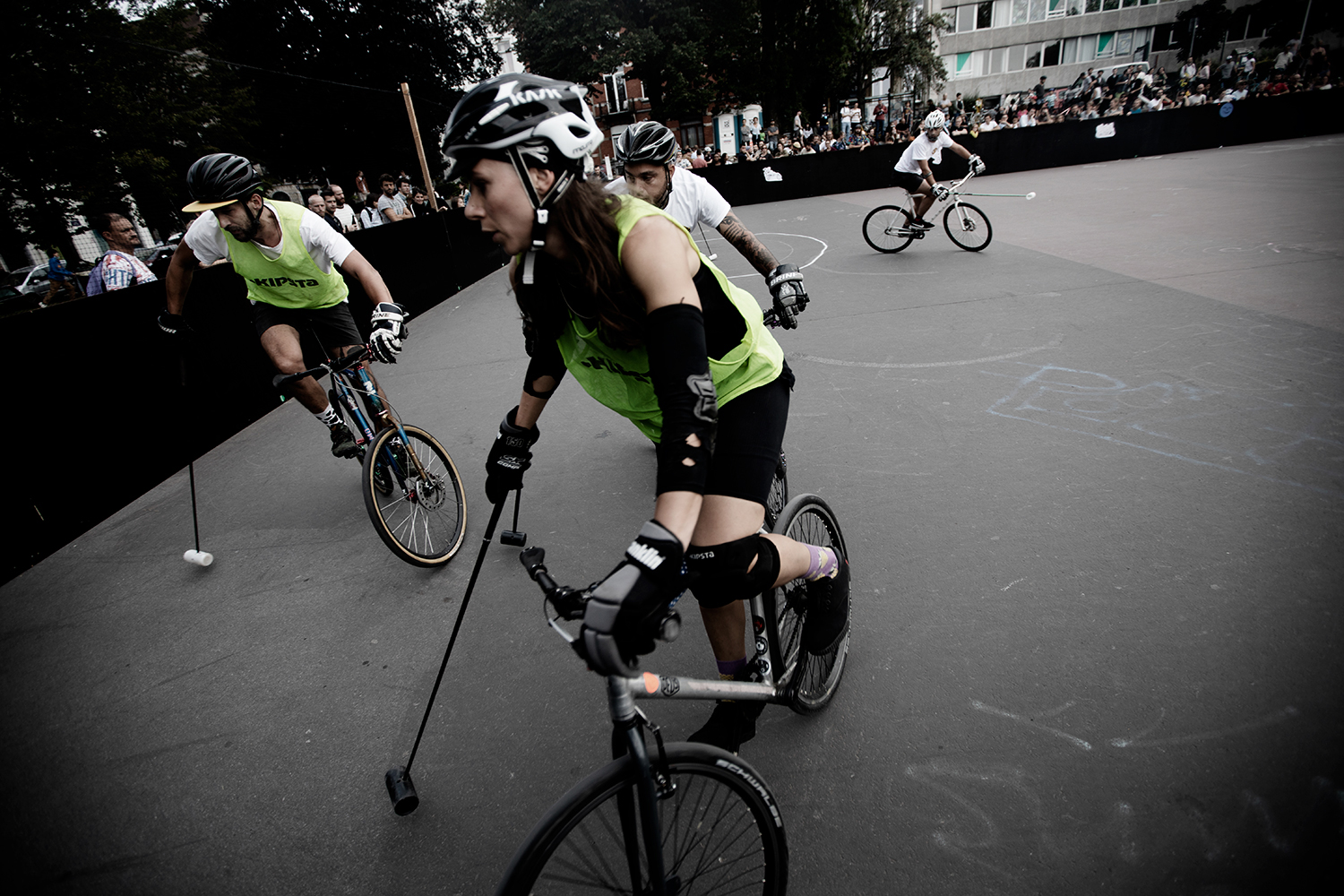 Brussels Bike Polo - Le Grand Royal 10 - 2021 by Laurent Orseau #8