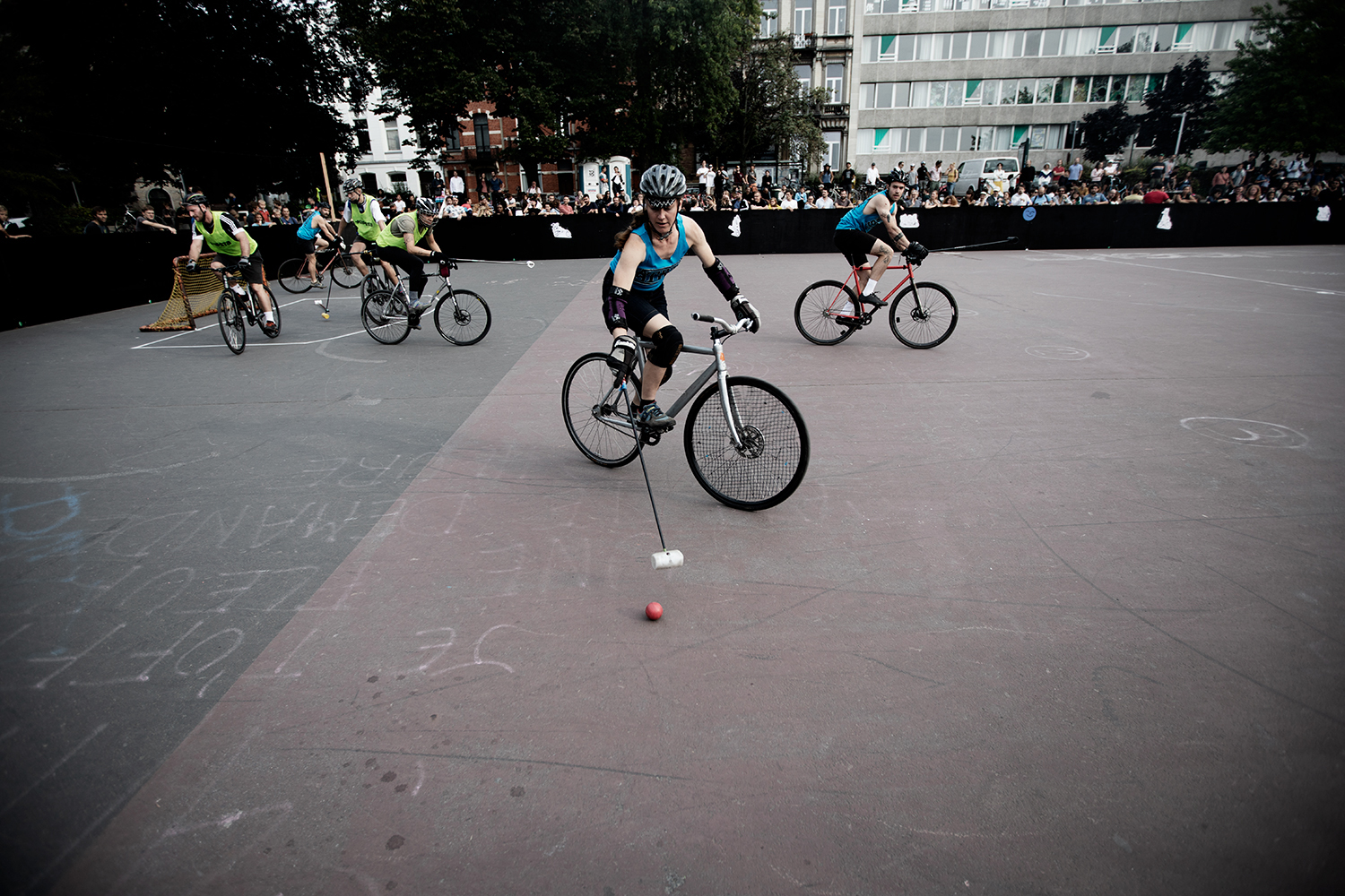 Brussels Bike Polo - Le Grand Royal 10 - 2021 by Laurent Orseau #9
