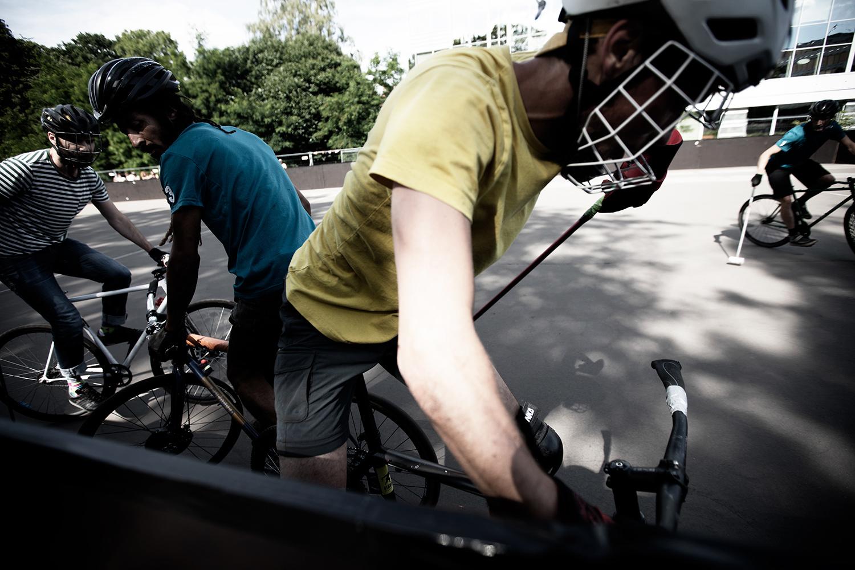 Brussels Bike Polo - Le Petit Royal by Laurent Orseau #18