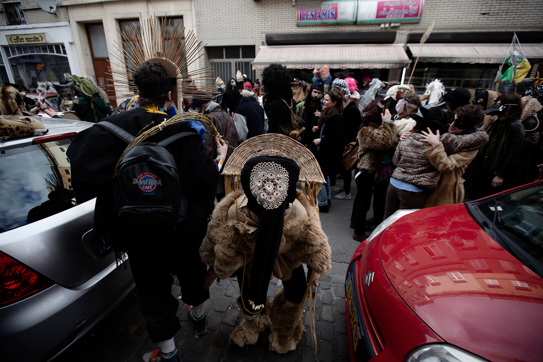 Carnaval Sauvage de Bruxelles 2019 by Laurent Orseau #1