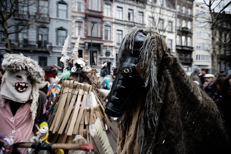Carnaval Sauvage de Bruxelles 2019 by Laurent Orseau #10